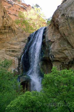 Calf Creek Fall