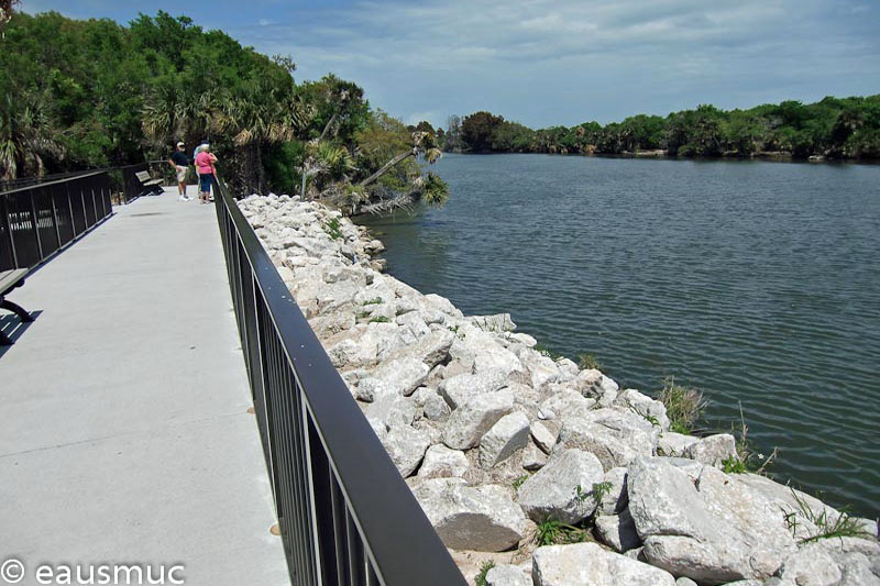 Manatee Observation Deck